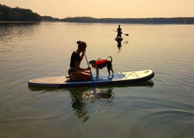 SUP & Dog: Sunset-Special