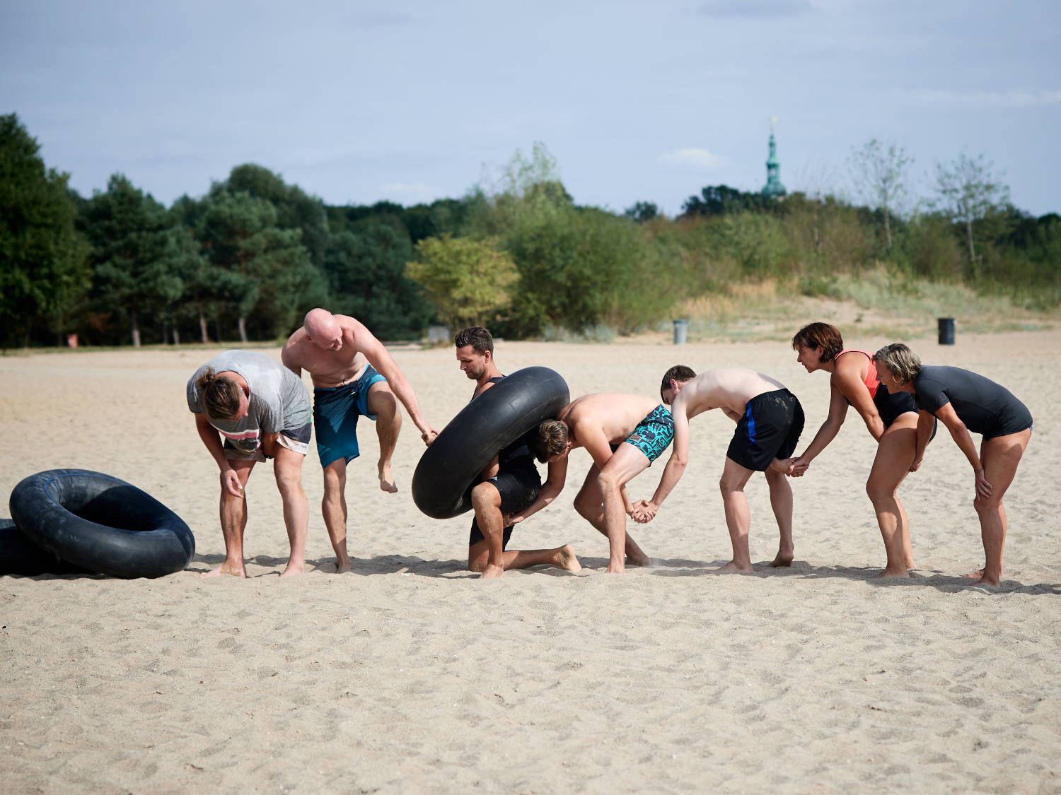 Team Fun Package: Beach Challenge
