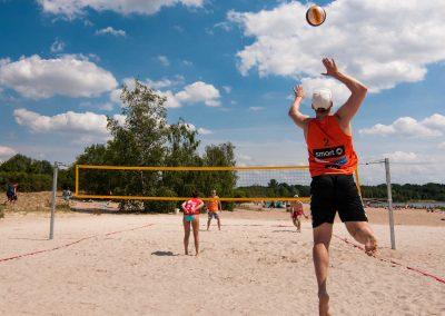 Beachvolleyball 5x/10x Tickets & Saison-Flatrate